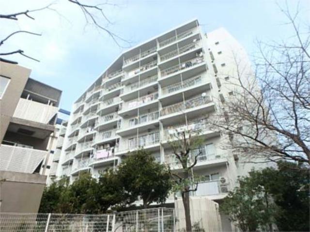 聖蹟桜ヶ丘スカイマンションの外観画像