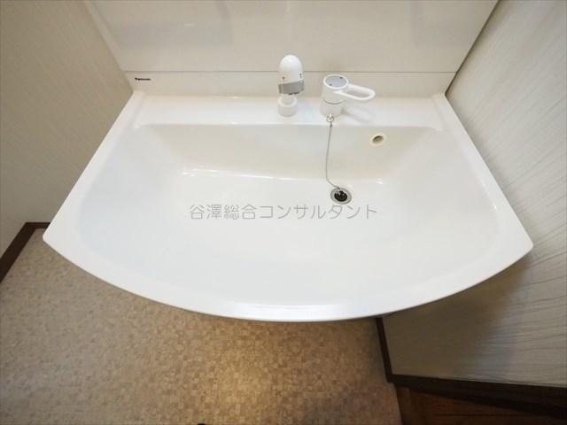 サンライズ鶴瀬洗面所