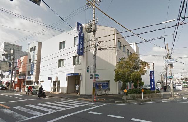 日伸ビル みずほ銀行東大阪支店