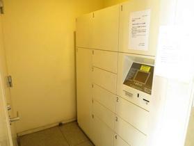 ジ・アパートメント ヒルトップ中野共用設備