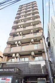 グリフィン横浜・ウエストフォルムの外観画像