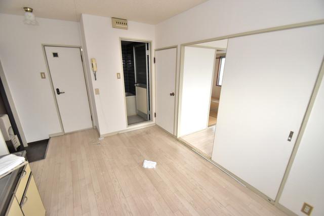 マンションSGI今里ロータリー 解放感たっぷりで陽当たりもとても良いそんな贅沢なお部屋です。
