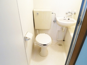 バストイレ同室です!!