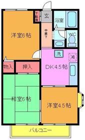 市川駅 徒歩35分1階Fの間取り画像