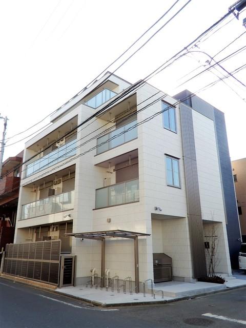 NewSafole武蔵新城の外観外観