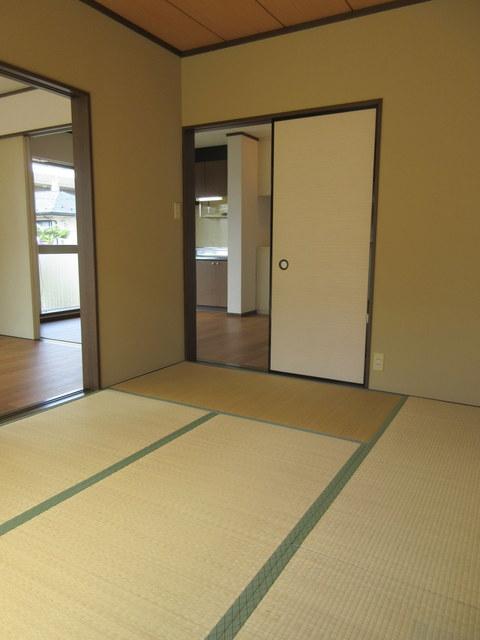 ファミール和田居室