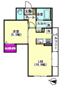 フォレストK・M 201号室