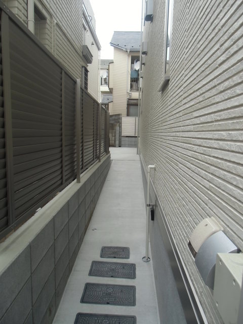 D-room目黒本町植栽