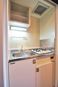ピュアドームリバージュ平尾  : 2階キッチン