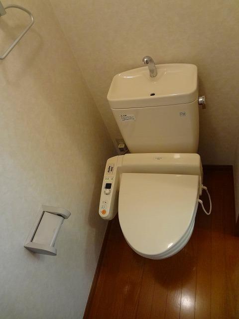 ディアコート横浜トイレ