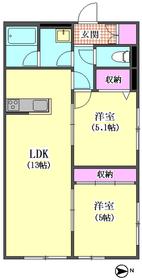 (仮称)南大井5丁目シャーメゾン 102号室