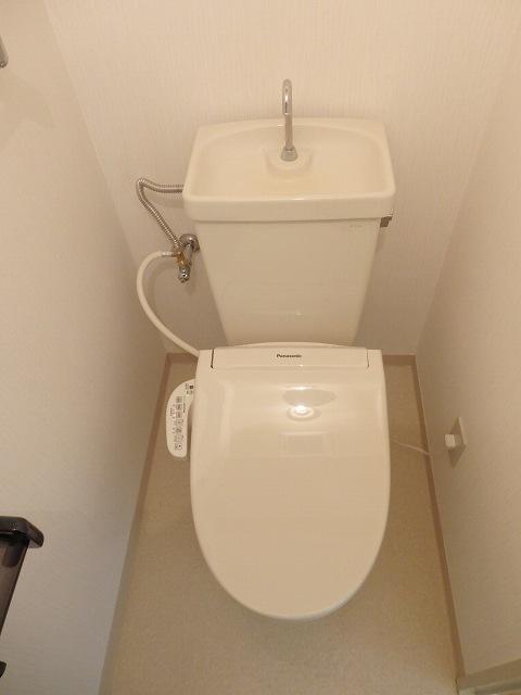 ハイシティ山手トイレ