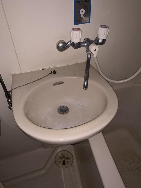 プライム横浜洗面所