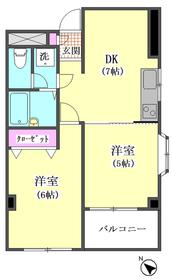 クレスト英和 403号室