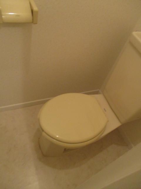 サンヒルズ徳丸トイレ