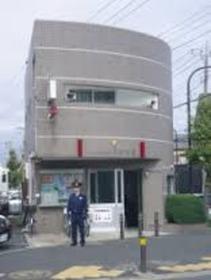 竹の塚警察署入谷町交番