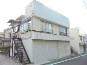 横田荘の外観画像