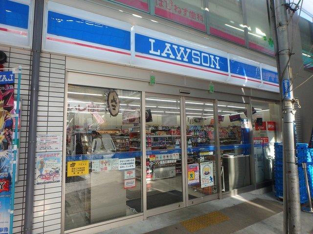 ローソン 阪急石橋駅前店