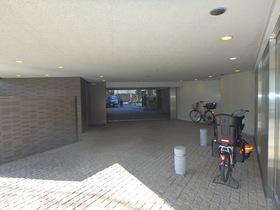 パシフィックレジデンス目黒本町駐車場