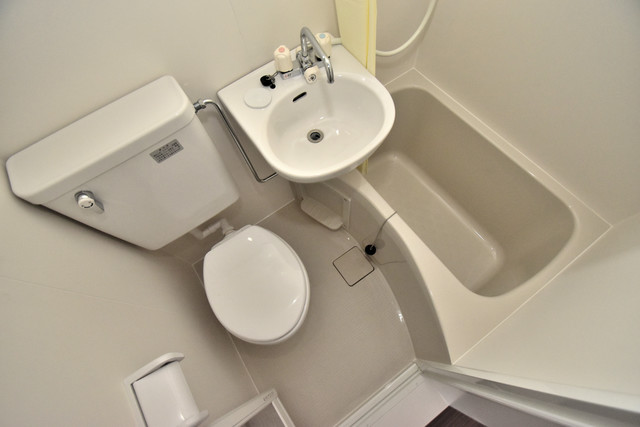 SOAピアレス シャワー1本で水回りが簡単に掃除できますね。