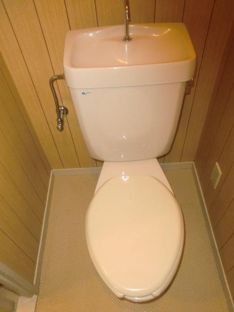 シャトーサンハイムトイレ