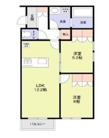 (仮称)練馬区桜台2丁目計画の間取図