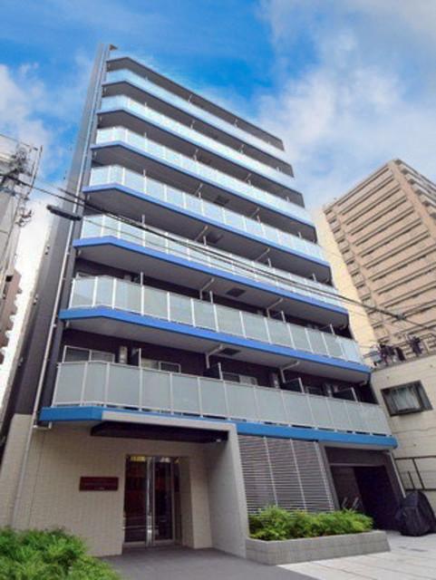 クラリッサ横浜阪東橋の外観画像