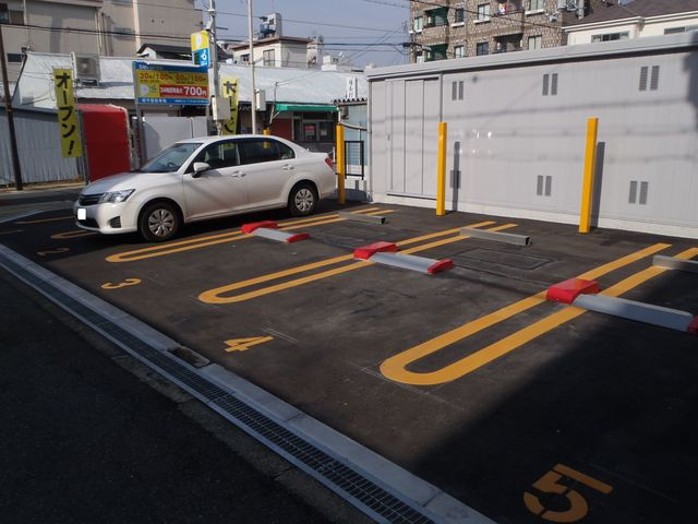 F maison MARE(エフメゾンマーレ) 阪神高速サービス新今里駐車場