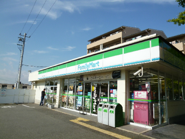 ファミリーマート吹田朝日が丘町店