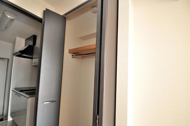 サイプレス小阪駅前 もちろん収納スペースも確保。いたれりつくせりのお部屋です。