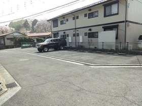 エクセレント花B駐車場