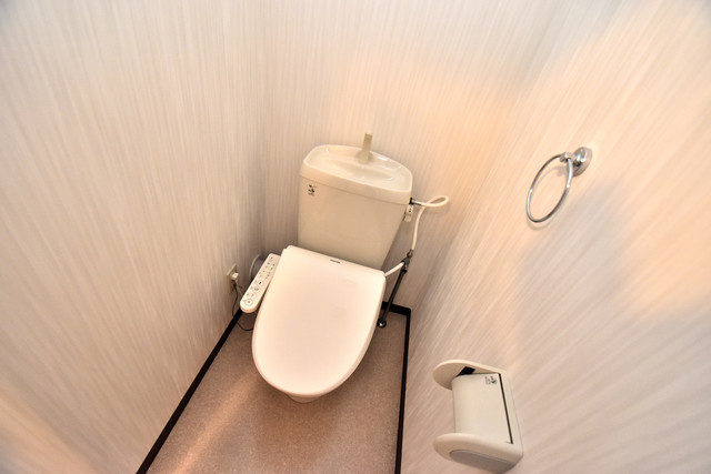 サンピリア小阪 清潔で落ち着くアナタだけのプライベート空間ですね。