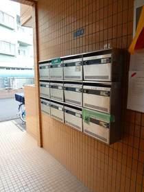武蔵中原駅 徒歩13分エントランス