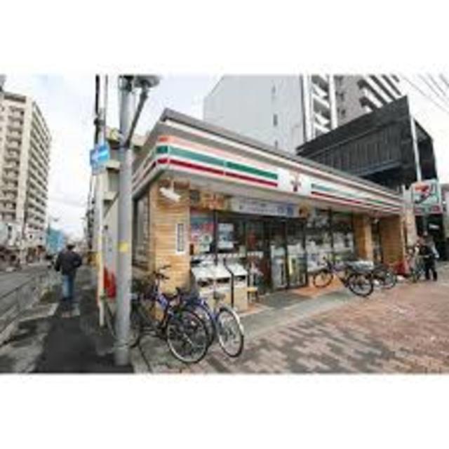 セブンイレブン大阪新深江駅北店