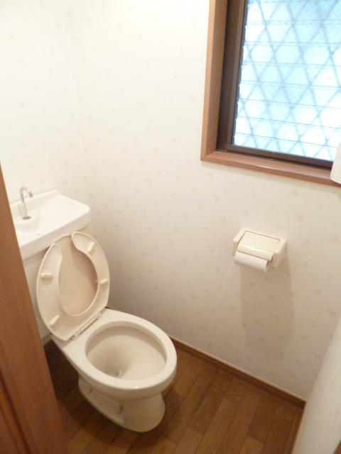 ホープハイツE棟トイレ