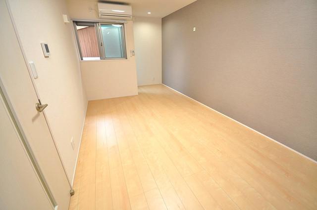 フジパレス高井田西Ⅰ番館 明るいお部屋は風通しも良く、心地よい気分になります。