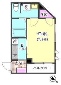 Bonheur oimachi 301号室