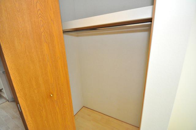 アートメゾン もちろん収納スペースも確保。お部屋がスッキリ片付きますね。