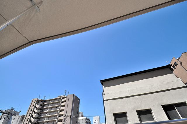 ディオーネ・ジエータ・長堂 この見晴らしが日当たりのイイお部屋を作ってます。
