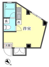 KEY RESIDENCE 103号室