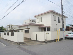 添野邸の外観画像