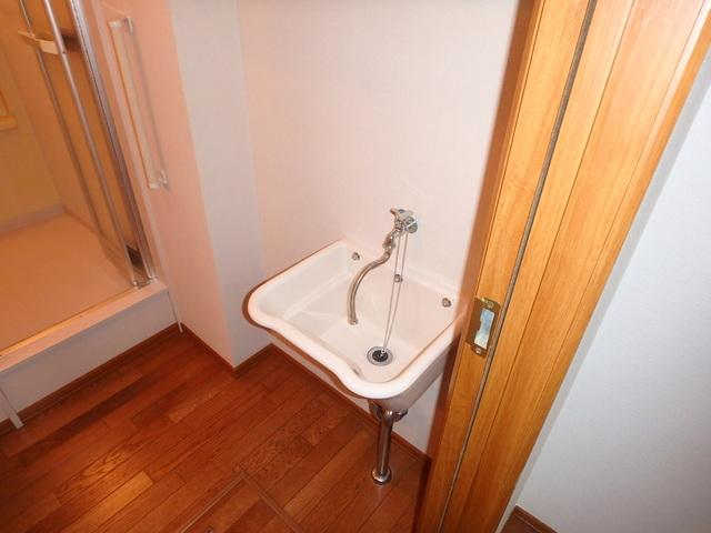 安藤邸洗面所