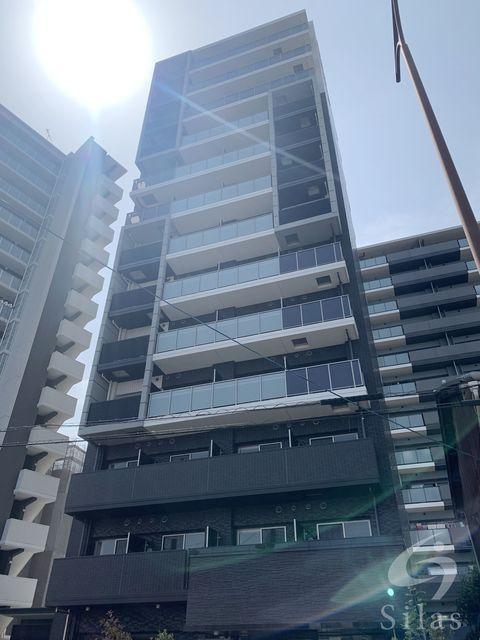 大阪市阿倍野区天王寺町南3丁目の賃貸マンションの外観