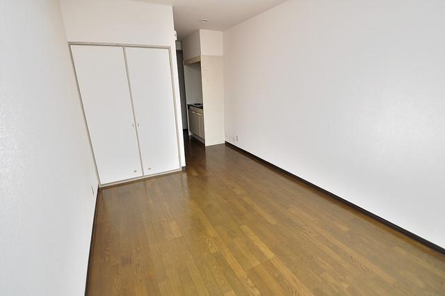 東大阪市上小阪4丁目の賃貸マンション 解放感がある素敵なお部屋です。