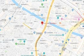 レジディアタワー目黒不動前案内図