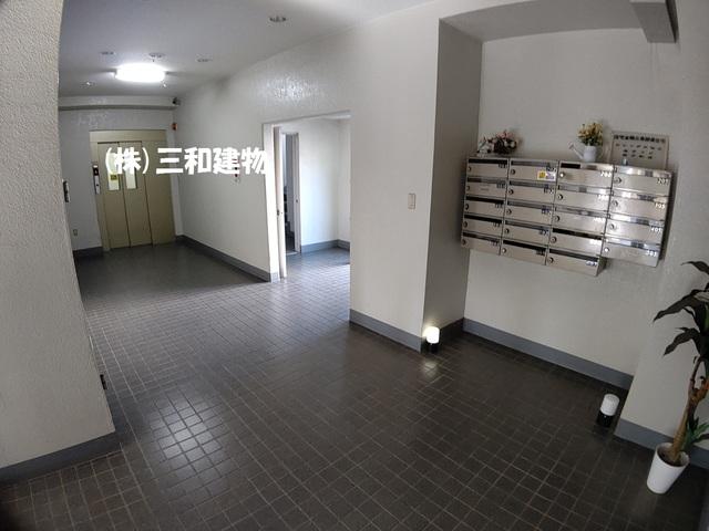 下赤塚駅 徒歩6分エントランス