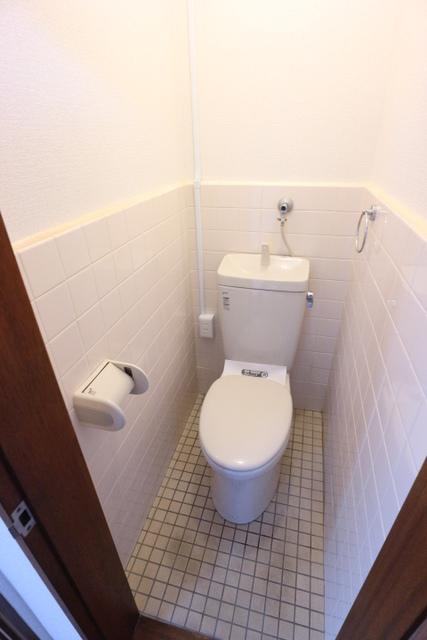 ハイツ宮本トイレ
