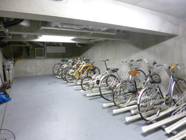 スカイコート八王子第5駐車場