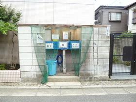 スカイコート高円寺共用設備