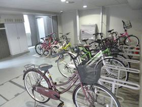 スカイコート新宿壱番館駐車場
